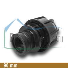"""Adaptor compresiune FI 90 x 4"""" - NTR;"""