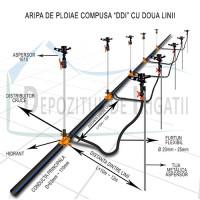 ARIPA DE PLOAIE COMPUSA 110 x 90 mm - 198 - 12 x 12_2;