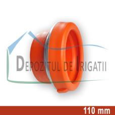 Dop aripa de ploaie, D = 110mm mama (fara clesti);