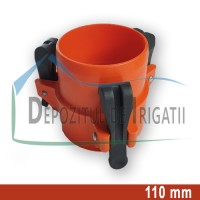 Dop aripa de ploaie, D = 110mm tata (cu clesti);