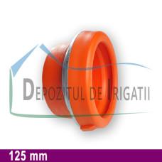 Dop aripa de ploaie, D = 125mm mama (fara clesti);