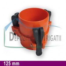 Dop aripa de ploaie, D = 125mm tata (cu clesti);