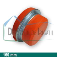 Dop aripa de ploaie, D = 160mm mama (fara clesti);