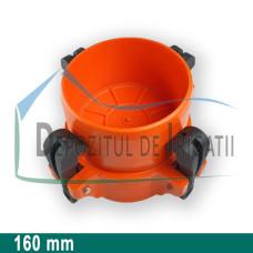 Dop aripa de ploaie, D = 160mm tata (cu clesti);