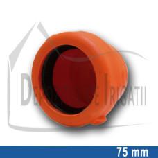 Dop aripa de ploaie, D = 75mm mama (fara clesti);