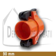 Dop aripa de ploaie, D = 90mm tata (cu clesti);