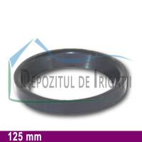 Garnitura aripa de ploaie, D = 125mm;