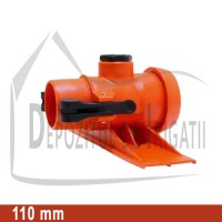 "Hidrant aripa de ploaie - 110mm x 1"" x 110mm;"