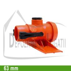 "Hidrant aripa de ploaie - 63mm x 1"" x 63mm;"