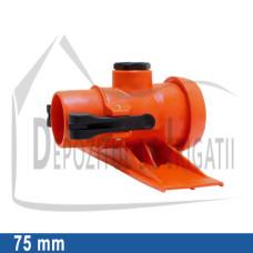 "Hidrant aripa de ploaie - 75mm x 1"" x 75mm;"