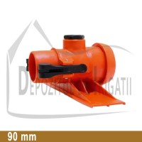 "Hidrant aripa de ploaie - 90mm x 1"" x 90mm;"