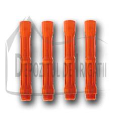 """Prelungitor aspersor PP 1"""", L = 35cm, Fe x Fi, orange - TR;"""