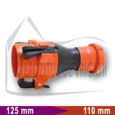 Reductie aripa de ploaie, 125x 110mm;