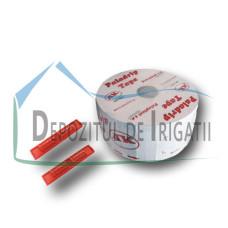 Banda de picurare Paladrip Tape DD, Q = 3.6 l/h, 6 mil., 20 cm, 200 m/rola;