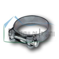 Colier cu balama 24mm, 80-85 mm - NFX;