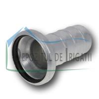 """Cupla Bauer Mama cu stut furtun si O-Ring, D = 160 mm - 6"""", tip S78 - NFX;"""