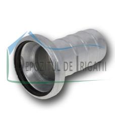 """Cupla Bauer Mama cu stut furtun si O-Ring, D = 75 mm - 3"""", tip S78 - NFX;"""