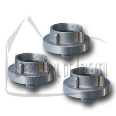 "Cupla fixa cu filet interior (cupla pompieri STORZ) - tip B, 3"" - 90mm -NFX;"