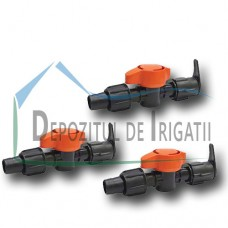 "Robinet startconector banda picurare LAY-FLAT 1/2"" x 17mm - NEW;"