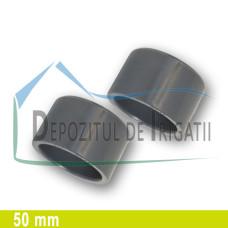 Dop PVC 50 mm (lipire) - PLP;