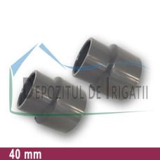 Reductie PVC 40 x 32 mm (lipire) - PLP;