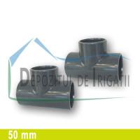 Teu egal PVC 50 x 50 x 50 mm (lipire) - PLP;