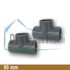 Teu egal PVC 90 x 90 x 90 mm (lipire) - PLP;