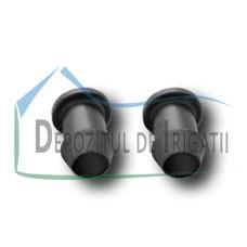 Dop tub de picurare simplu 16mm;