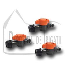 "Robinet tub picurare insert cu filet exterior 1/2"" x 16mm - NEW;"