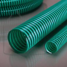 Furtun absorbtie armat cu spirală PVC, D = 50 mm;