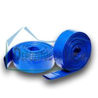 "Tub flexibil PVC dublu strat tip ""LayFLAT"", D = 75mm, P = 3 bari;"