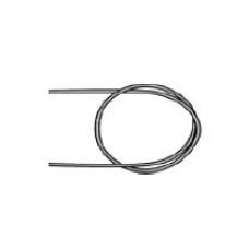 Capilar (microtub) PVC, L = 30 cm, D = 7 mm - microspersie si ceata - PLP;