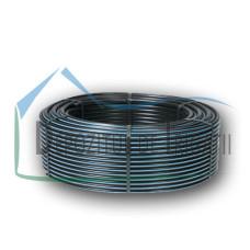 Tub de picurare orb (pentru picuratori exteriori), D = 25mm x 1,5mm, rola 200m - EMY;